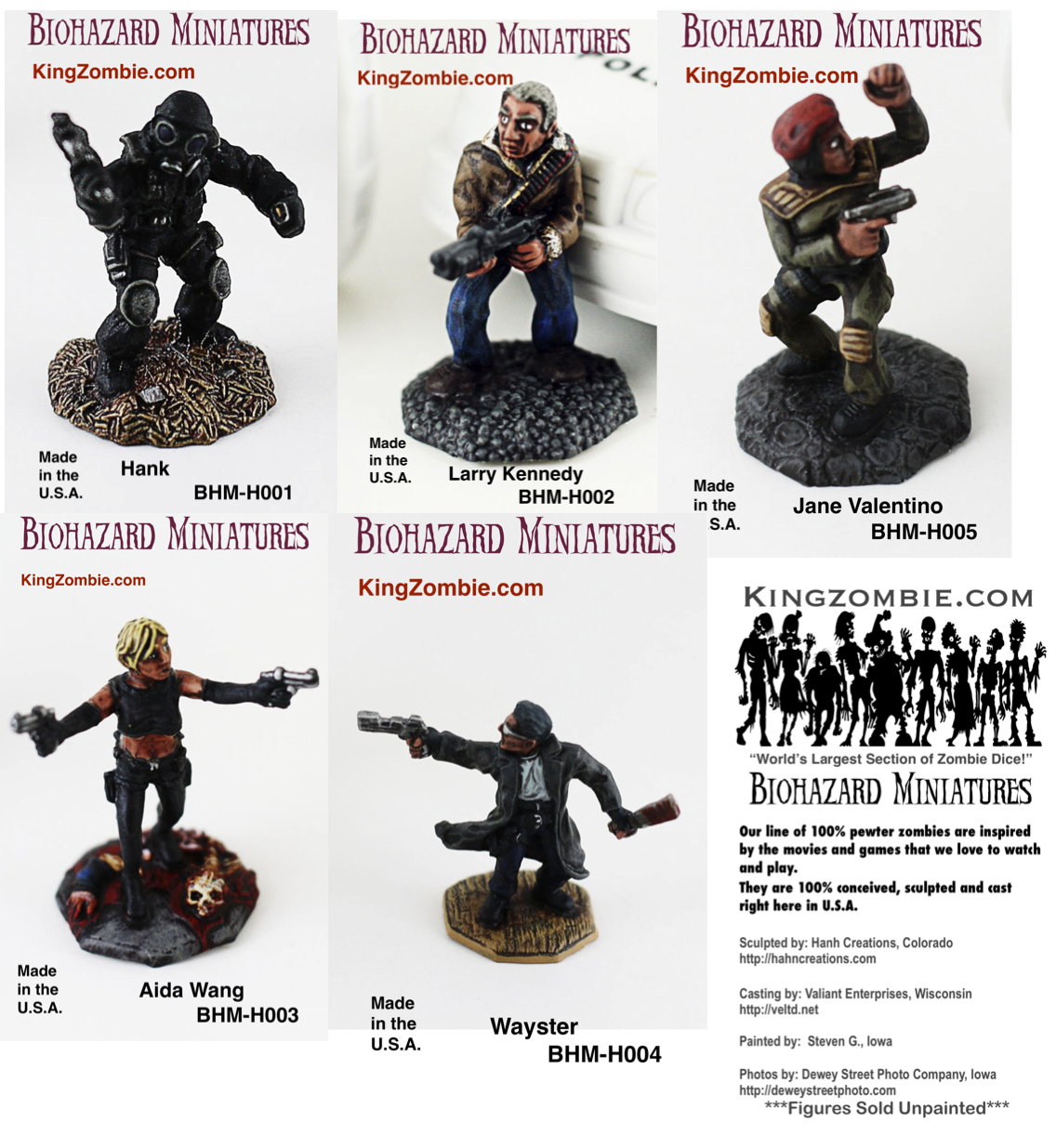 28mm 1st Responder Survivors Set #1 Room Temperature