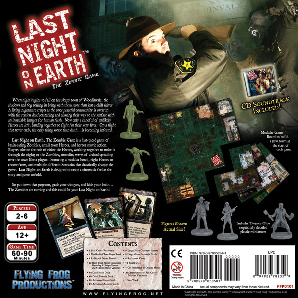 The Last Night on Earth
