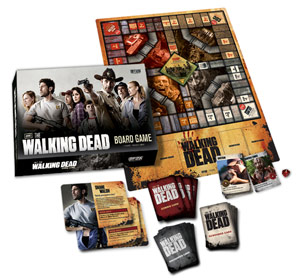 The Walking Dead TV Show Game