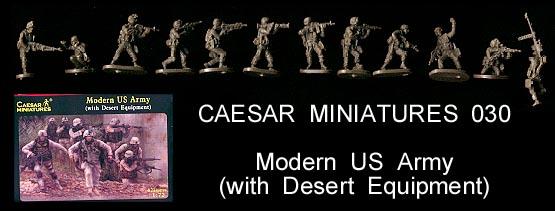 030 Modern US Army (with desert equipment)